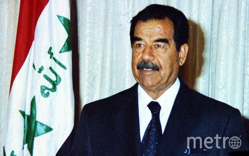 Саддам Хусейн. Фото Getty