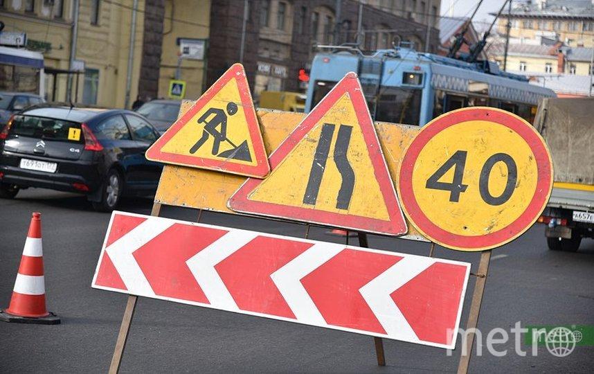В районе Бирюлево Восточное ограничат движение транспорта с 9 января. Архивное фото. Фото Василий Кузьмичёнок