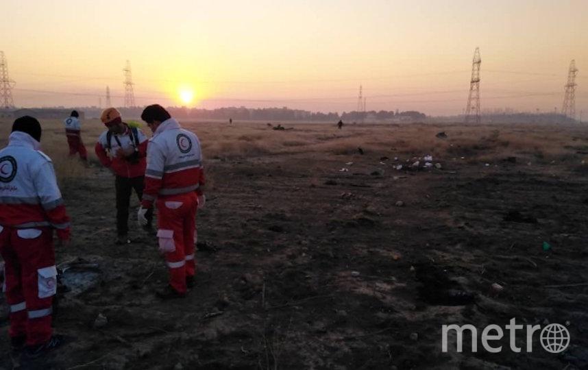 Трагедия произошла утром в среду 8 января. Фото РИА Новости
