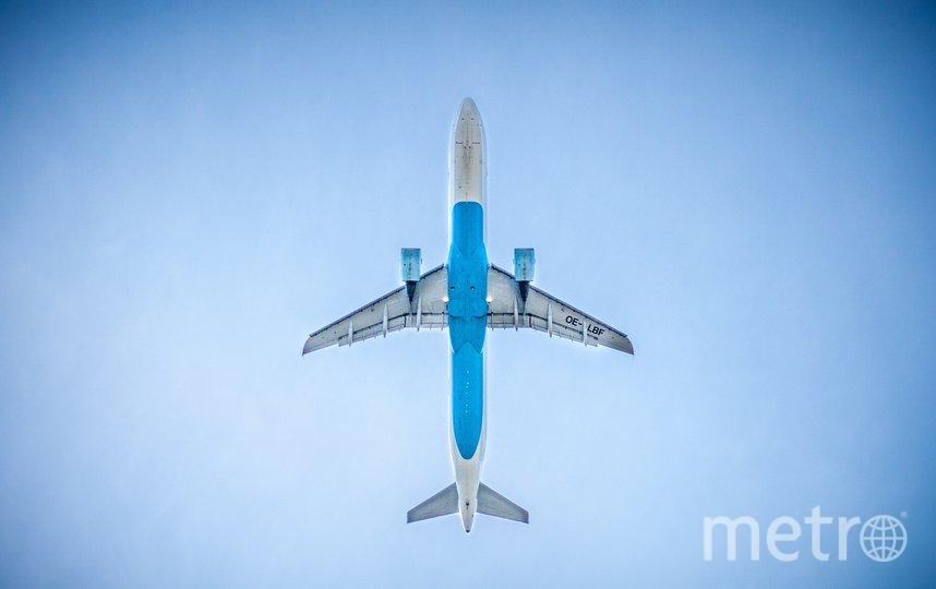 В отсеке шасси самолёта Air France обнаружили тело 10-летнего мальчика. Фото pixabay.com