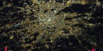 Как выглядят российские города из космоса: фото с МКС опубликованы в Сети
