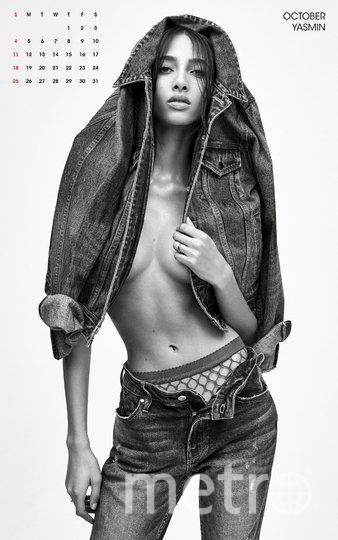 Автором съёмки стала известная фэшн-фотограф Зои Гроссман. Фото vmagazine.com