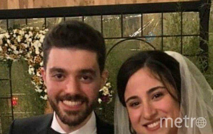 Молодожёны погибли вместе с гостями свадьбы. Фото соцсети