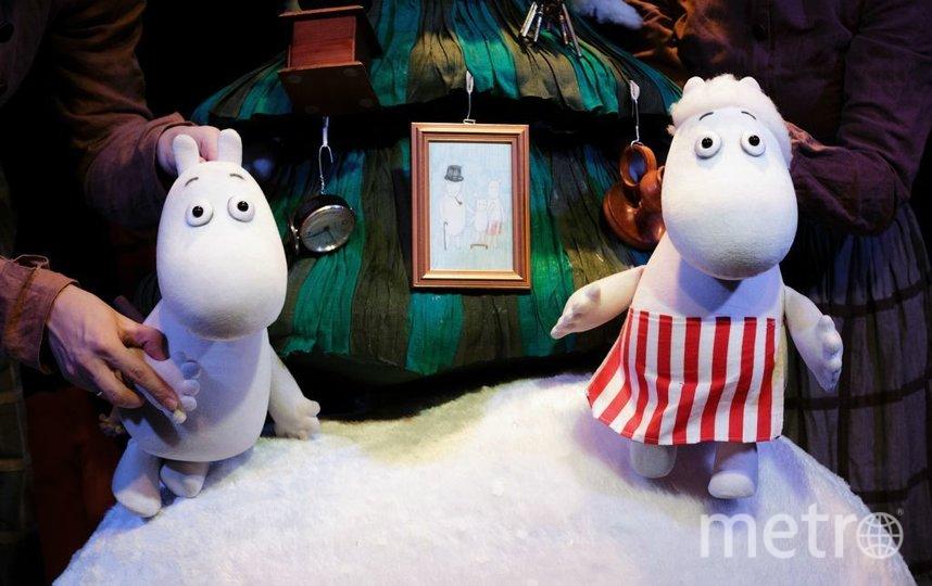 «Муми-тролль и Рождество». Фото Театр Карлссон Хаус, Предоставлено организаторами