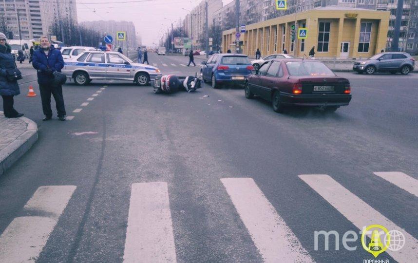 Дорожный инспектор / vk.com/dorinspb. Фото vk.com