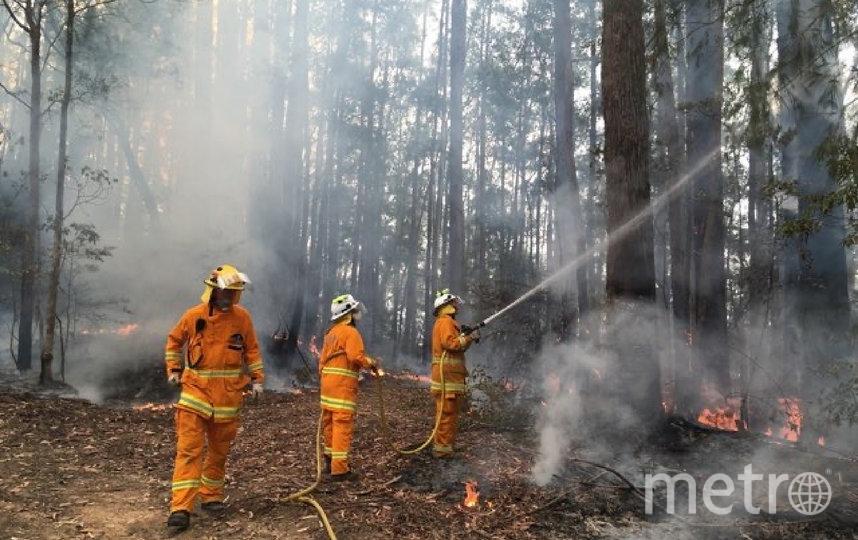 Как рассказала Амелия Metro, борьба с огнём приносит ей удовлетворение. Фото предоставлено героиней публикации