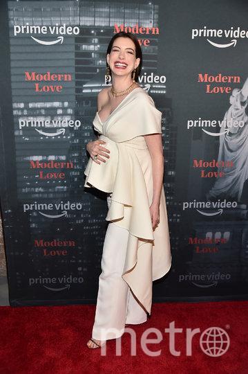 Во время беременности актриса тоже нечасто выходила в свет. Фото Getty