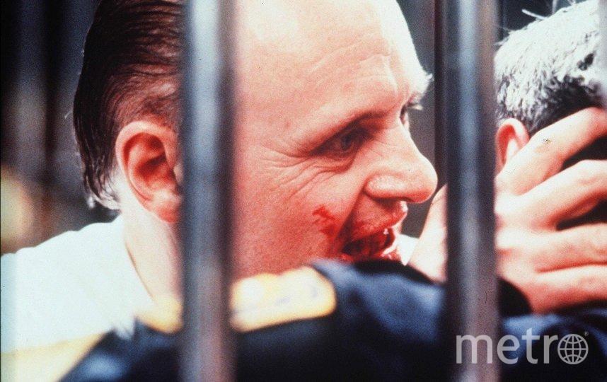 "Кадр из фильма ""Молчание ягнят"" (1991). Фото ""Двадцатый Век Фокс СНГ"", kinopoisk.ru"
