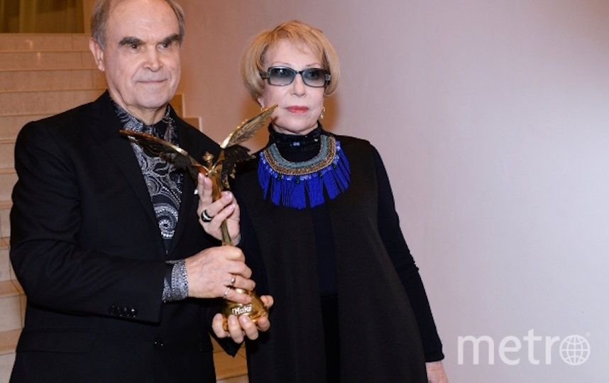 Инна Чурикова и Глеб Панфилов. Фото РИА Новости