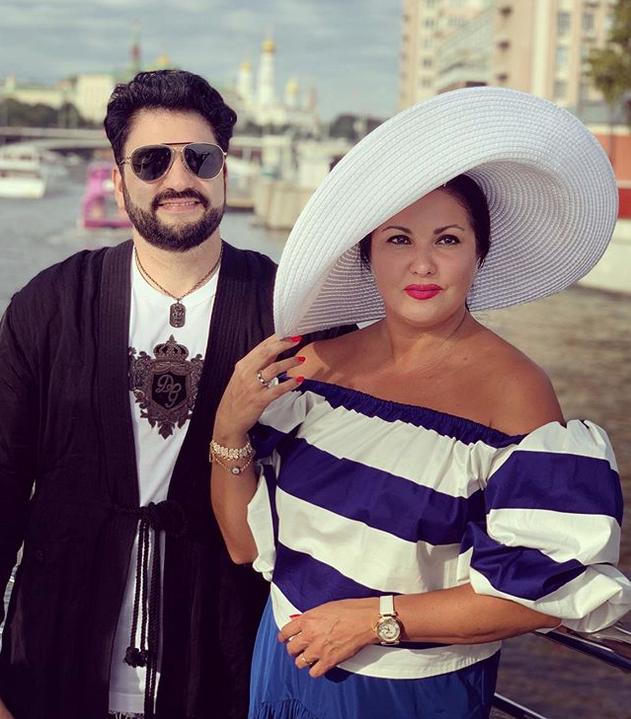 Юсиф Эйвазов и Анна Нетребко. Фото Скриншот Instagram: @anna_netrebko_yusi_tiago