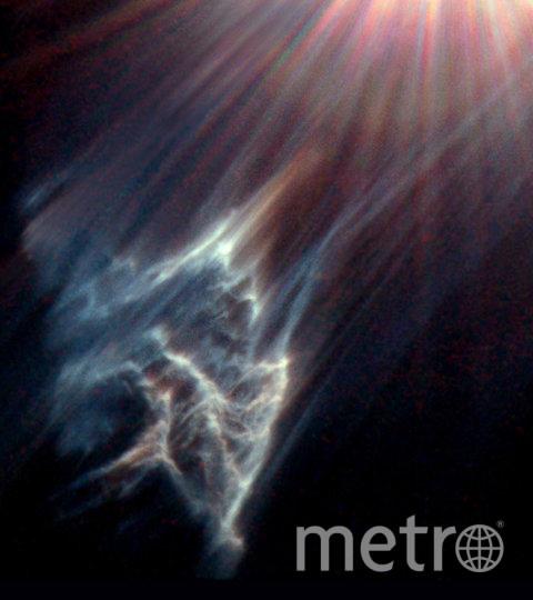 Учёные обнаружили древнейшую космическую пыль. Фото Getty
