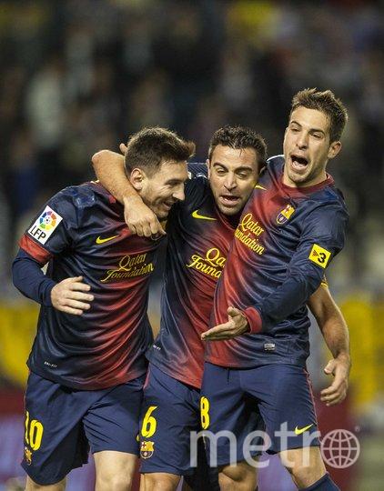 «Барселону» образца 2012 года назвали лучшей. Фото Getty