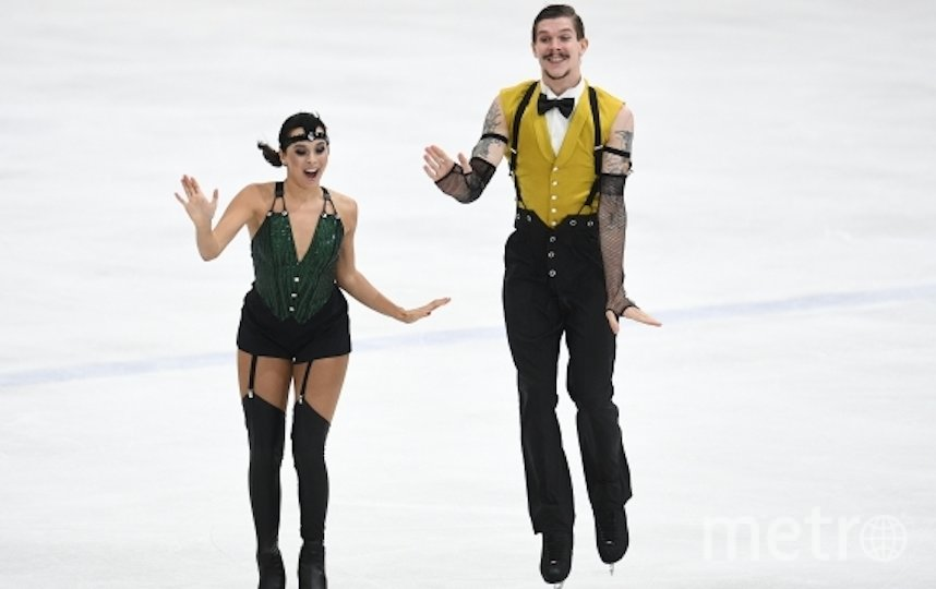 Бетина Попова и Сергей Мозгов. Фото РИА Новости