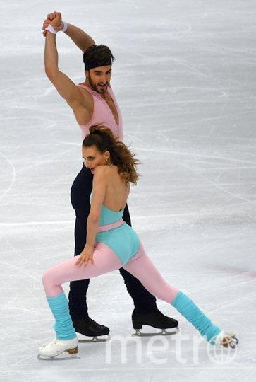 Габриэла Пападакис и Гийом Сизерон. Фото РИА Новости