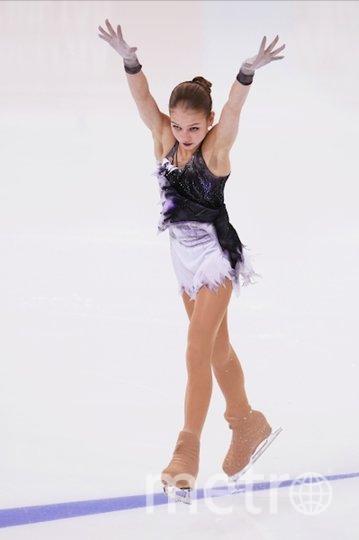 Александра Трусова. Фото РИА Новости