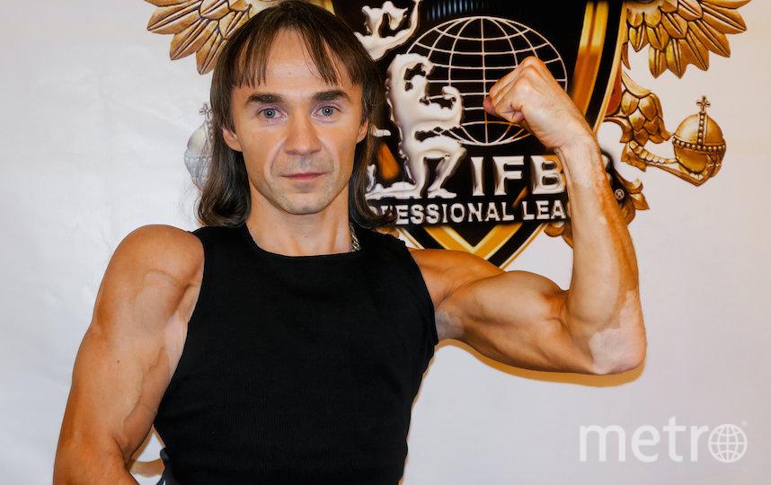 Дмитрий занимается бодибилдингом 24 года. Фото Предоставлено Дмитрием Масленниковым