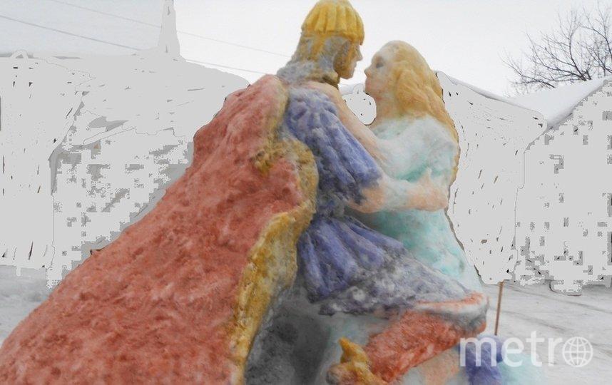 Руслан и Людмила. Фото предоставлено Леонидом Дербенёвым