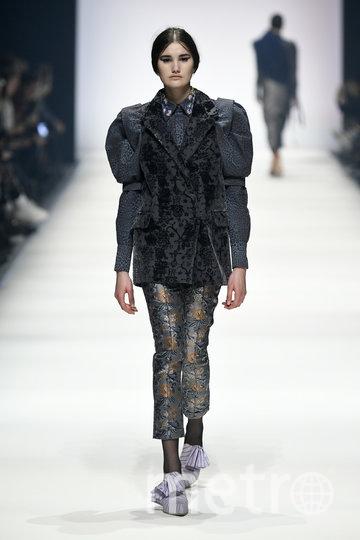 В Берлине в рамках Mercedes-Benz Fashion Week состоялся показ коллекции Дэнни Рейнке. Фото Getty