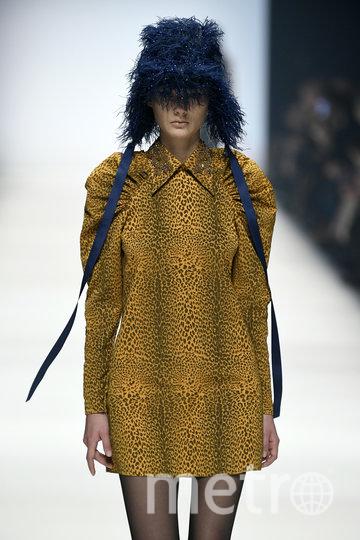 В Берлине в рамках Mercedes-Benz Fashion Week состоялся показ коллекции осень-зима 2020 берлинского дизайнера Дэнни Рейнке. Фото Getty