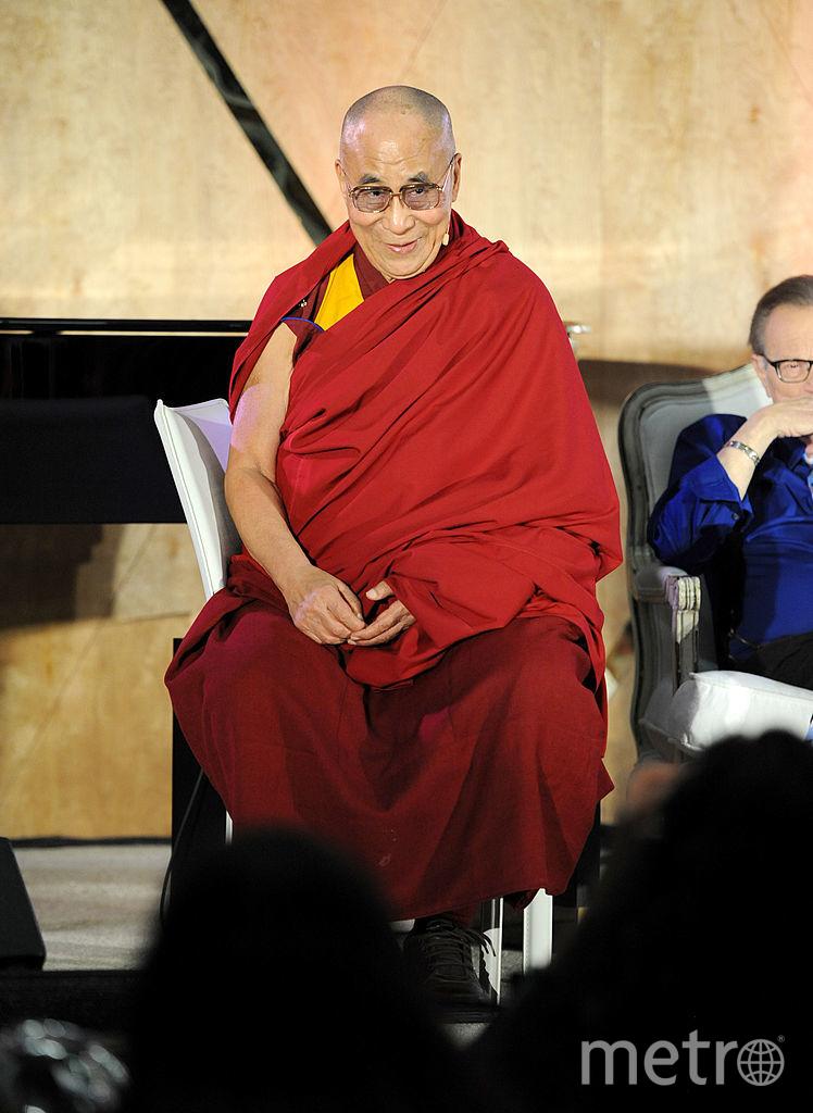 Далай-лама. Фото Getty
