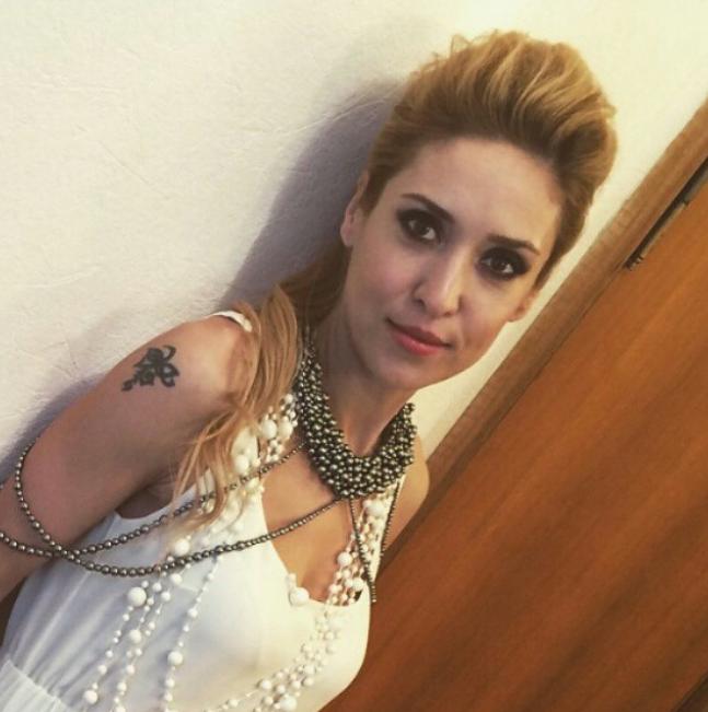 Алена Винницкая. Фото Скриншот Instagram: @alenavinnitskaya