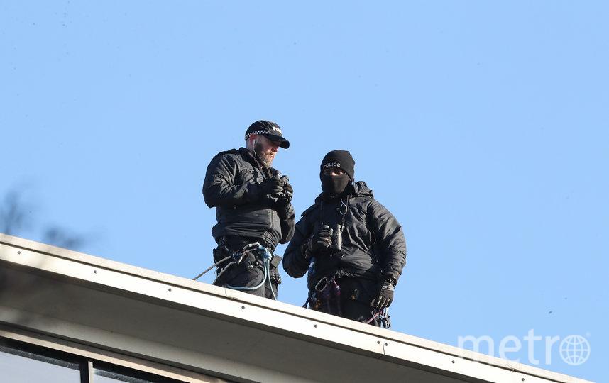 В Брэдфорде 15 января усилили охрану. Фото Getty