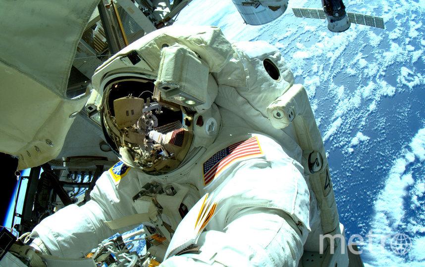 Дуэт женщин-астронавтов вышел в открытый космос во второй раз в истории. Архивное фото. Фото Getty