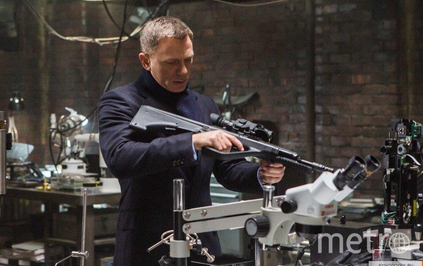 "Кадр из фильма ""007: Спектр"" (2015). Фото ""WDSSPR"", kinopoisk.ru"
