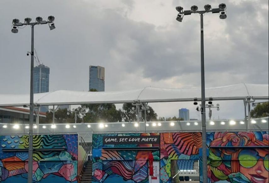 Australian open может сорваться из-за смога. Фото Скриншот @oktennis.it