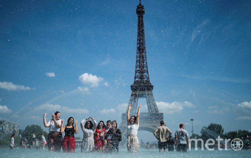 Этим летом во Франции был установлен новый национальный рекорд – столбики термометра достигли 46°C. Фото AFP