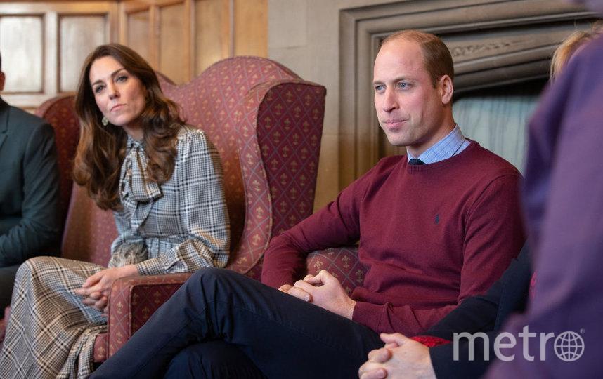 Кейт и Уильям в Брадфорде. Фото Getty