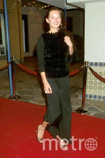 Кейт Мосс в молодости. Фото Getty