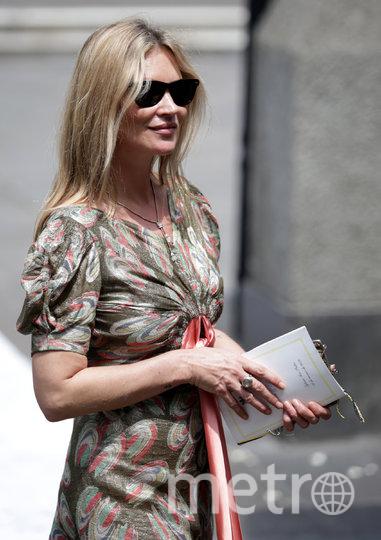 Кейт Мосс сейчас. Фото Getty