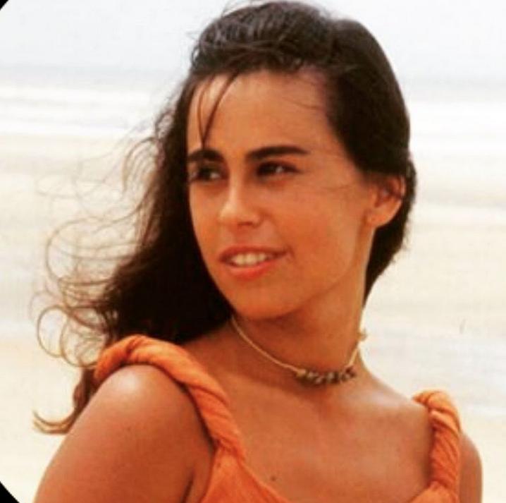 Даниэла Эскобар в молодости. Фото Скриншот Instagram: @danielaescobar