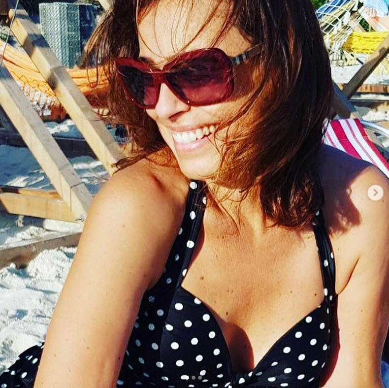 Даниэла Эскобар. Фото Скриншот Instagram: @danielaescobar