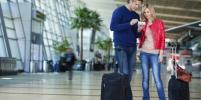 Трафик абонентов Tele2 в аэропортах Москвы в новогодние праздники достиг рекордных показателей