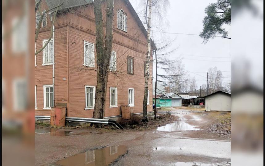 Скриншот видео СК РФ по Ленинградской области. Фото vk.com