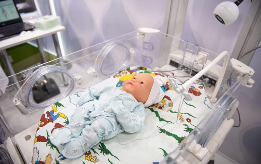В Москве родители недоношенных детей могут следить за ними онлайн. Фото Предоставлено организаторами