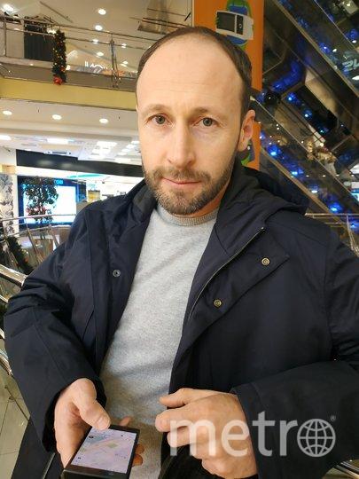 """Илья, предприниматель, 40 лет. Фото Наталья Сидоровская, """"Metro"""""""