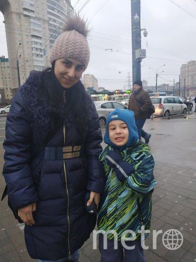 """Наина, 28 лет, мама в декрете. Фото Наталья Сидоровская, """"Metro"""""""