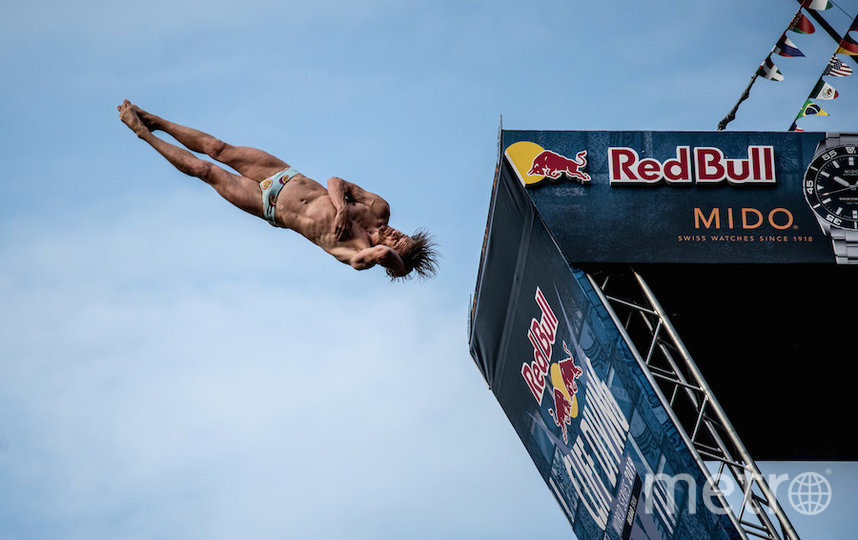 Действующий чемпион мира Гэри Хант. Фото redbullcontentpool.com