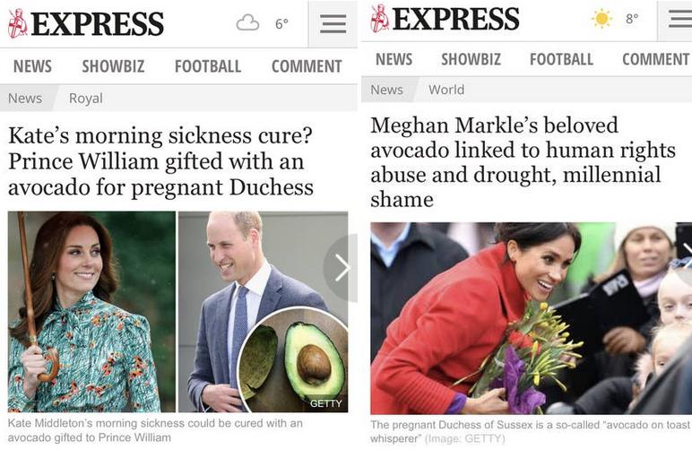 Любовь к авокадо воспринимается по-разному. Фото скриншот Buzzfeed | Express / 2017, Express / 2019