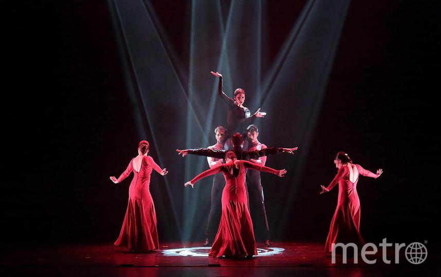 Шоу Ballet flamenco espanol пройдёт в Доме Музыки 24 января. Фото Предоставлено организаторами