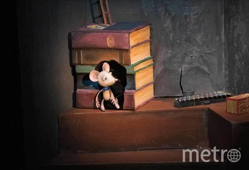"""""""Солнечный луч"""" – сказка об одиночестве. Фото предоставлено пресс-службой театра, Предоставлено организаторами"""