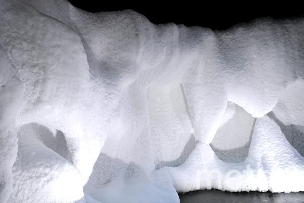 Ледяная пещера. Фото РИА Новости