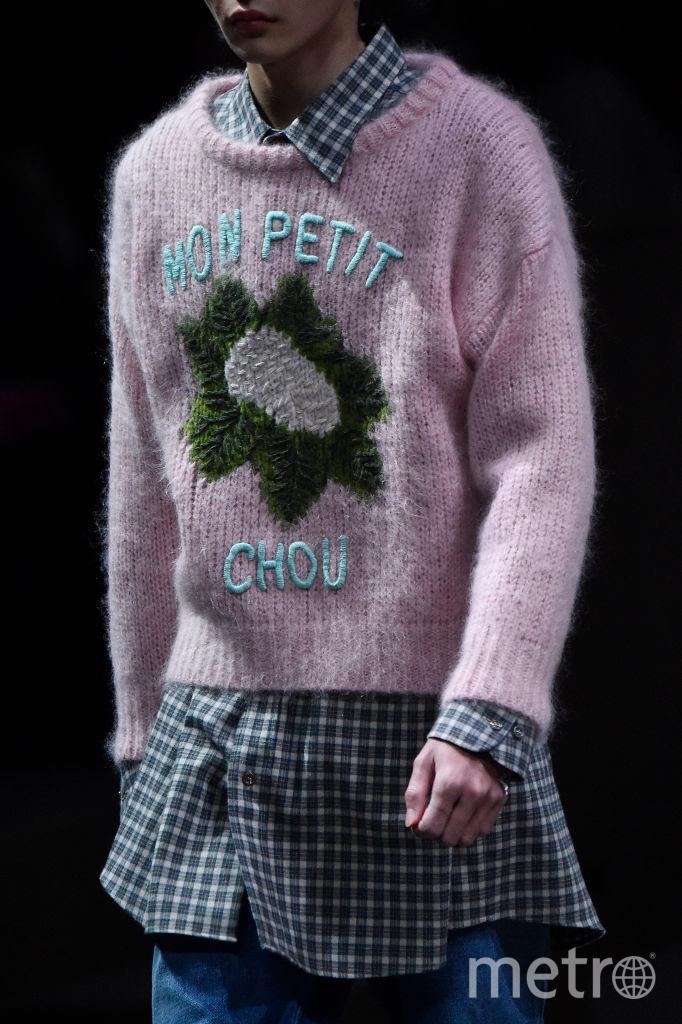 Коллекция Gicci сезона осень-зима 20/21 была показана 14 января в Милане. Фото Getty