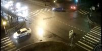 Подробности и видео жёсткого ДТП в Красном Селе, где сбили пешехода, появились в Сети