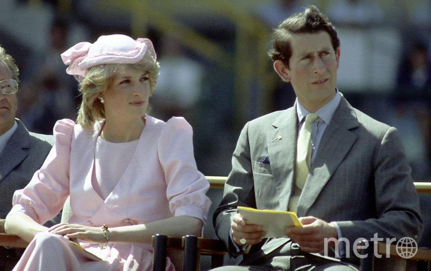 Диана и принц Чарльз. Фото Getty
