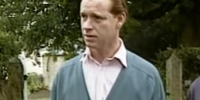 Джеймс Хьюитт, которому приписывают отцовство Гарри.