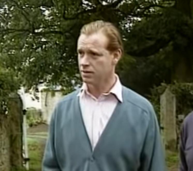 Джеймс Хьюитт, которому приписывают отцовство Гарри. Фото youtube-канал kinolibrary